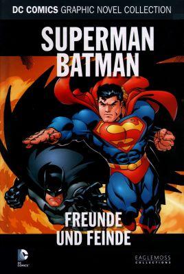 """Heft: DC Comics Sammlung  5 """"Superman / Batman - Freunde und Feinde"""""""