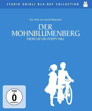 DVD: Der Mohnblumenberg - From up on Poppy Hill [Blu-Ray]