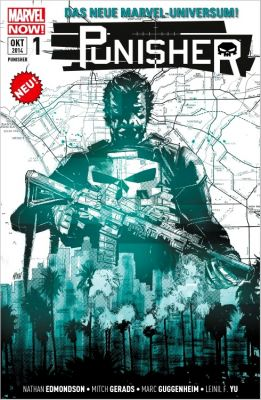 "Heft: Punisher  1 ""Memento Mori"""