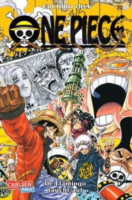 Manga: One Piece 70