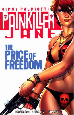 "Comic: Painkiller Jane ""The Price of Freedom"" (engl.)"