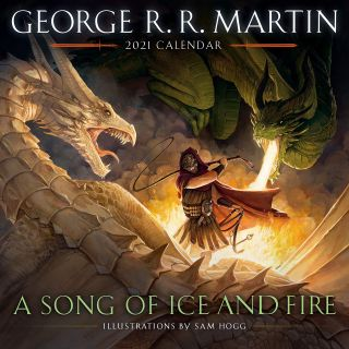 Kalender: A Song of Ice and Fire 2021