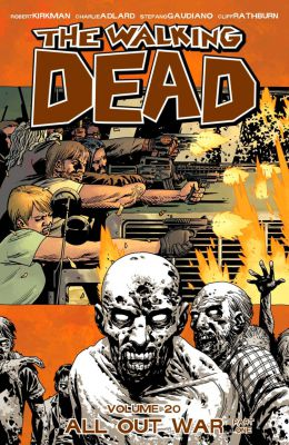 "Comic: The Walking Dead 20 ""All out War 1"" (engl.)"