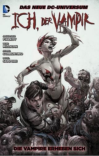 Dc Heft Ich Der Vampir 2 Die Vampire Erheben Sich Comic Combo