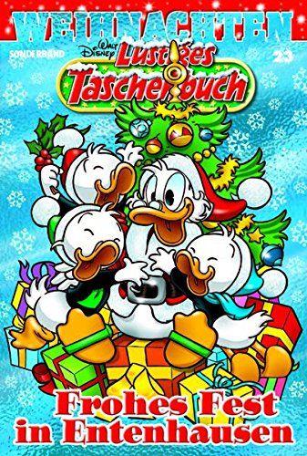 Bilder Comic Weihnachten.Egmont Comic Lustiges Taschenbuch Ltb Weihnachten Sonderband Nr