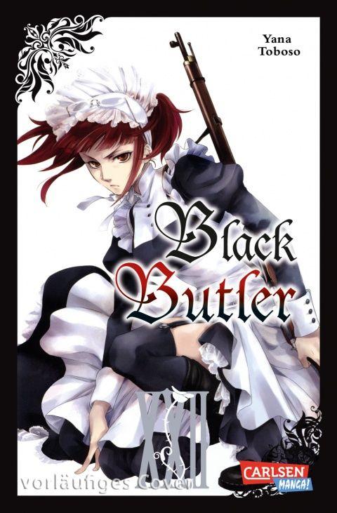 Carlsen manga manga black butler 22 comic combo leipzig for Butlers leipzig