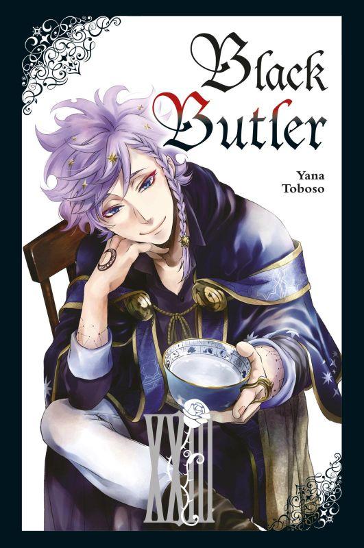 Carlsen manga manga black butler 23 comic combo leipzig for Butlers leipzig