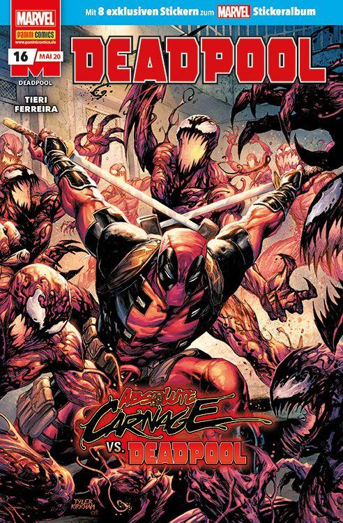 Deadpool Ab 16