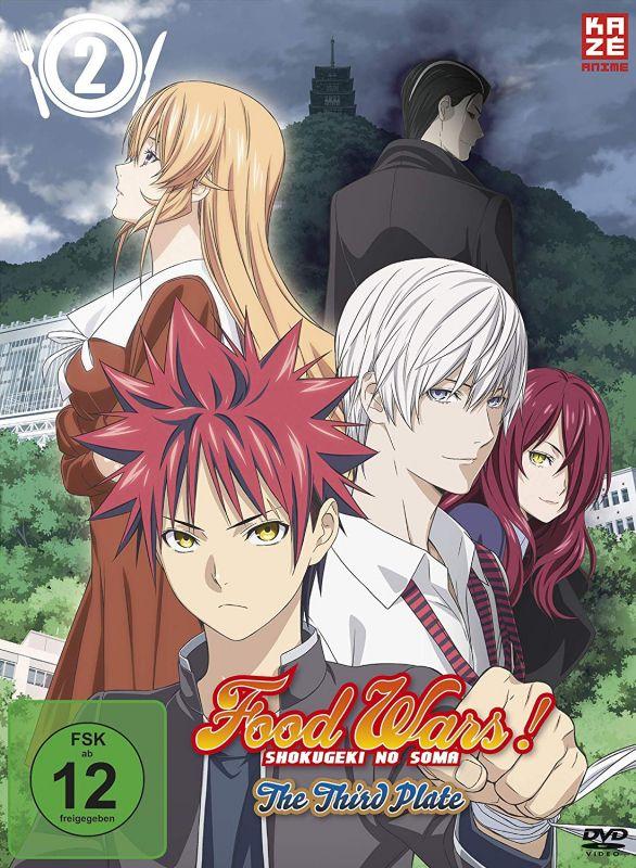 Food Wars Staffel 2