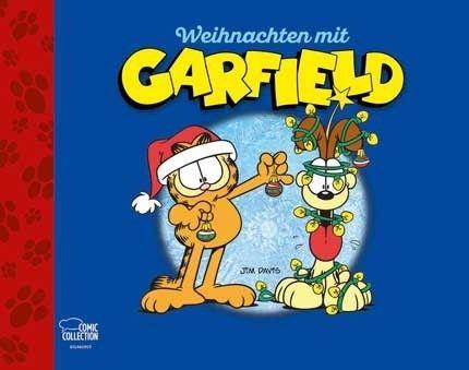 Comic Bilder Weihnachten.Egmont Comic Weihnachten Mit Garfield Comic Combo Leipzig