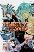 Manga: Trinity Blood  4
