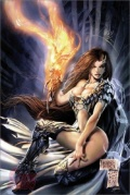 Poster: Witchblade
