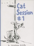 Bildband: Cat Session 1 (franz.)