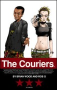 Comic: The Couriers (engl.)