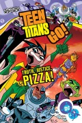 Comic: Teen Titans Go! 01