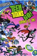 Comic: Teen Titans Go! 03