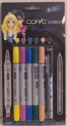 Copic Ciao Marker 5+1 Set