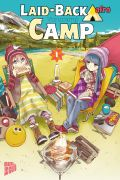 Manga: Laid-Back Camp  1