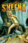 Comic: Sheena - Queen of the Jungle