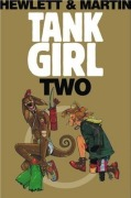 Comic: Tank Girl Vol. 2 [Remastered edition] (engl.)