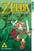 Manga: The Legend of Zelda - Ocarina of Time  1
