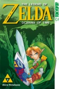 Manga: The Legend of Zelda - Ocarina of Time  2