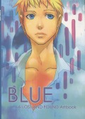 Artbook: Blue - A Lost and Found Artbook