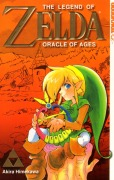 Manga: The Legend of Zelda - Oracle of Ages
