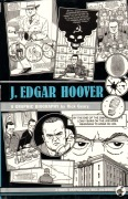 Comic: J. Edgar Hoover - A Graphic Biography (engl.)