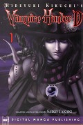 Manga: Vampire Hunter D Vol. 1 (engl.)