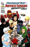 Heft: Justice League - Generation Lost  4