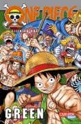 Buch: One Piece Green