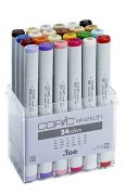 Set: Copic Sketch Marker 24er Set