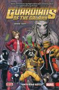Comic: Guardians of the Galaxy: New Guard 1