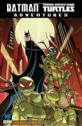 Comic: Batman / Teenage Mutant Ninja Turtles Adventures  (engl.)