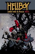Comic: Hellboy and the B.P.R.D