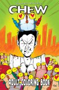 Buch: Chew Coloring Book (engl.)