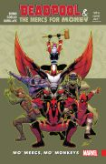 Comic: Deadpool & The Mercs For Money 1