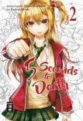 Manga: 5 Seconds to Death  2