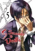 Manga: 5 Seconds to Death  5