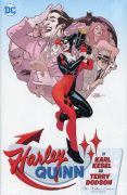 Comic: Harley Quinn by Karl Kesel and Terry Dodson  1 [Deluxe Edition] (engl.)