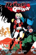 Comic: Harley Quinn  1 [Rebirth Deluxe Edition] (engl.