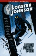 Comic: Lobster Johnson  6