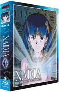DVD: Nadia - The Secret of Blue Water Box  2 [Blu-Ray]