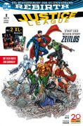 Heft: Justice League  8 [ab 2017] [inkl. Schuber]