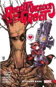 Comic: Rocket Raccoon and Groot 0