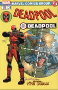 Heft: Deadpool 28 [Variant + Metallbox]