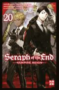 Manga: Seraph of the End 20