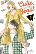 Manga: Cutie and the Beast  3