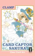 Manga: Card Captor Sakura - Clear Card Arc  8